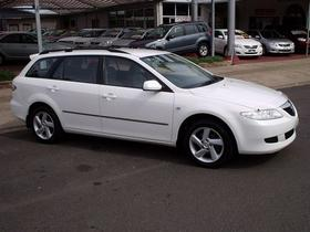 Station Wagon Mazda 6 with Left Foot Accelorator
